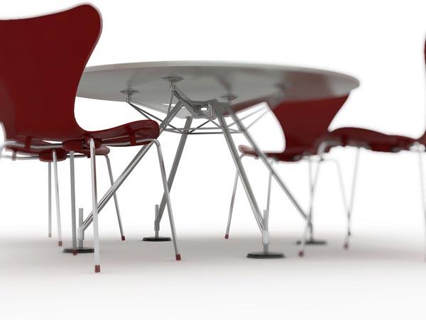 atelier k99 krembo99 architecture image design blog archive arne jacobsen chair. Black Bedroom Furniture Sets. Home Design Ideas
