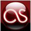 Audioscrubbler(last.FM) logo